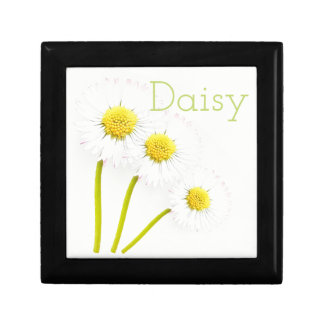 Daisy Flower Jewellery/Gift Box