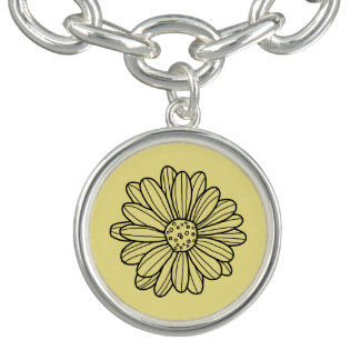 Daisy Flower Lineart Design