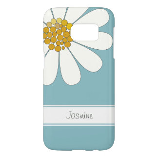 Daisy flower personalize name