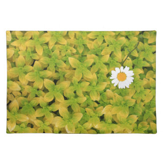 Daisy Flower Reaching For The Sun Placemat