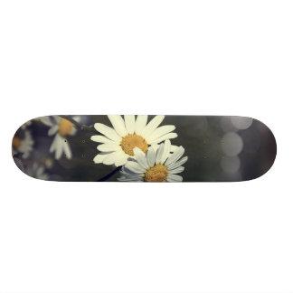 Daisy Flower Custom Skate Board
