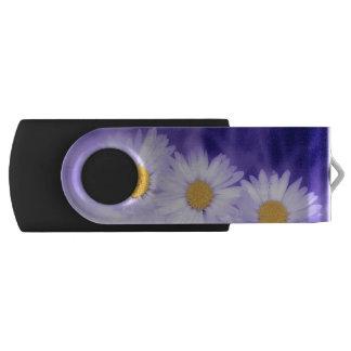 Daisy Flower Swivel USB 2.0 Flash Drive