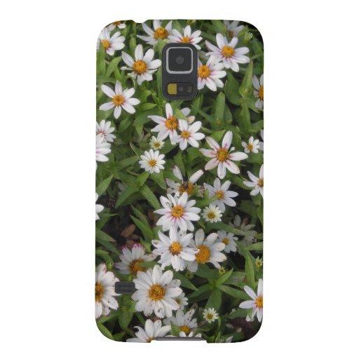 Daisy flower white wild flowers samsung galaxy nexus case