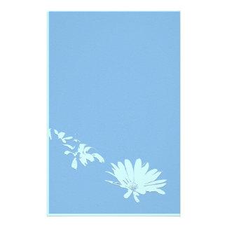 Daisy Flowers Art Stationery