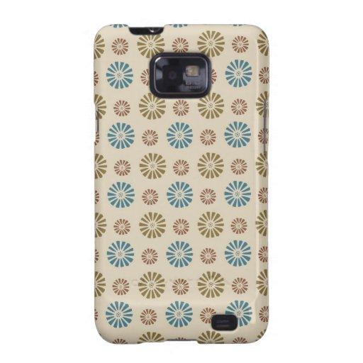 Daisy Flowers Samsung Galaxy SII Cover