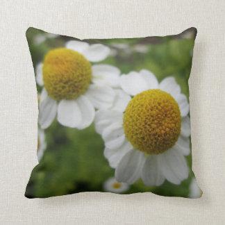 Daisy Flowers Cushion