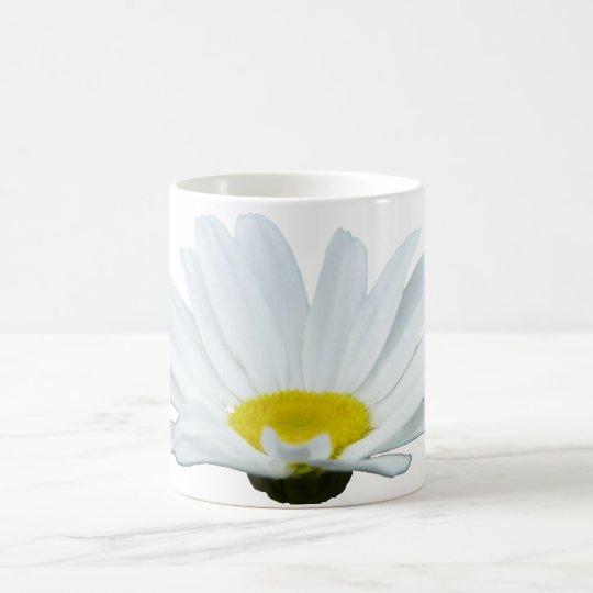 Daisy Flowers Mug Coffee Cup White Daisies Cup