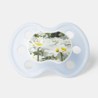 Daisy Flowers Pacifier Daisies Floral