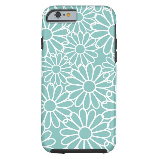 Daisy Flowers Vintage Flowered Gift Idea Tough iPhone