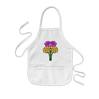 Daisy Fun Kids Apron