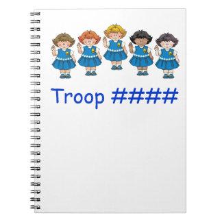 Daisy Group Notebook