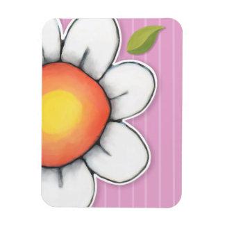 Daisy Joy pink Premium Magnet