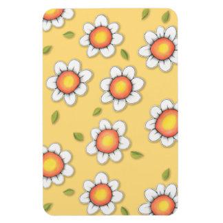 Daisy Joy yellow Daisies Premium Magnet