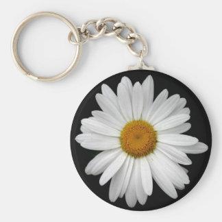 Daisy Key Ring