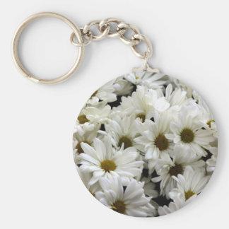 Daisy Key Ring