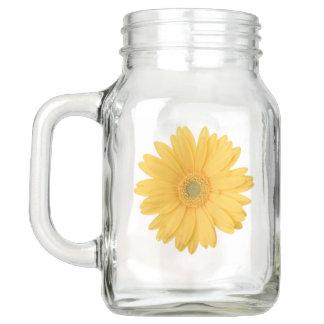 Daisy Mason Jar