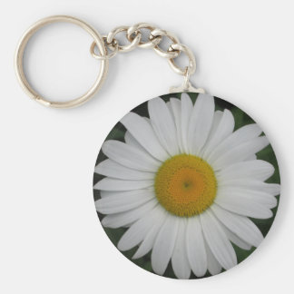 Daisy May Queen Close Basic Round Button Key Ring