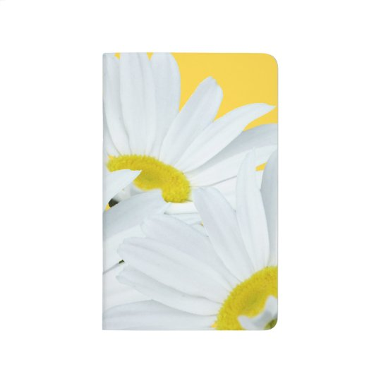 Daisy Notebook Personalised Daisy Flower Journal
