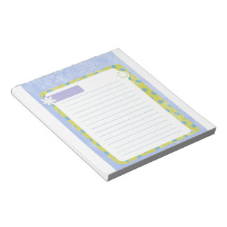 Daisy Notepad