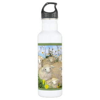 Daisy Pasture ~ Kids 710 Ml Water Bottle