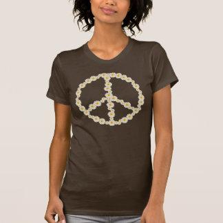 Daisy Peace T-Shirt T Shirt