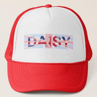 Daisy, personalised gift trucker hat
