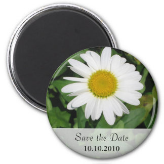 Daisy Personalized Save the Date Magnet