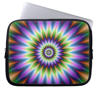 Daisy Petals Laptop Sleeve