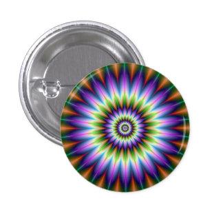 Daisy Petals Pinback Button