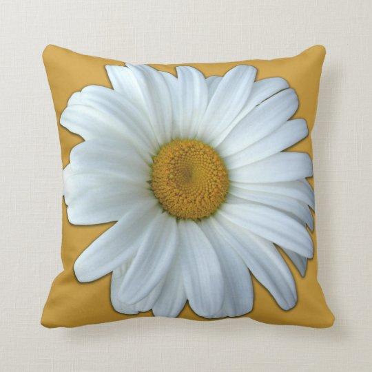 Daisy Pillows Blue Daisies Pillows Flower Decor