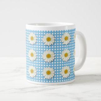 Daisy Print Mug