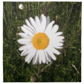 Daisy Print Napkin