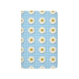 Daisy Print Notebook Journal