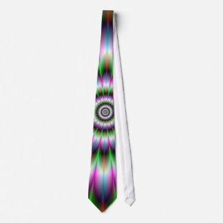 Daisy Rosette Tie