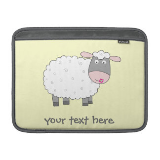 Daisy Sheep MacBook Sleeve