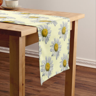 Daisy Short Table Runner
