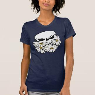 Daisy Skull Tshirts
