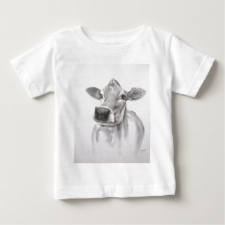 Daisy The Cow Baby Tee Shirt