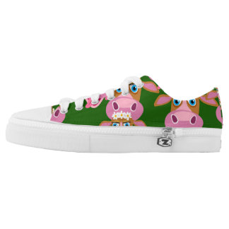 Daisy the Cow Low Top Shoes