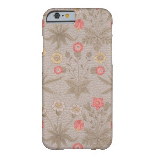 'Daisy', the first wallpaper designed by William M iPhone 6 Case