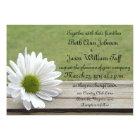 Daisy Theme Card