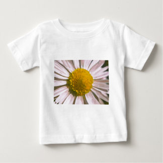 Daisy Watercolour Painting Baby T-Shirt