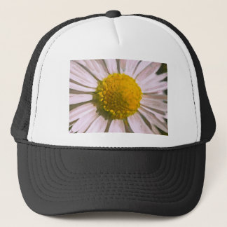 Daisy Watercolour Painting Trucker Hat