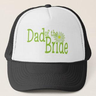 Daisy Wedding/ Dad of Bride Trucker Hat