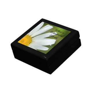 Daisy What A Wonderful World Keepsake Gift Box