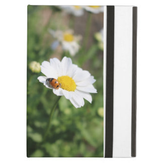 daisy with lady bug cover for iPad air