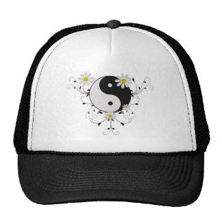 Daisy Yin Yang Hat