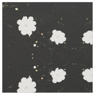 Daisychain in Black Fabric