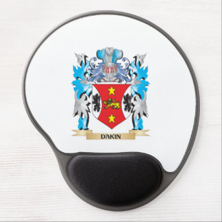 Dakin Coat of Arms - Family Crest Gel Mouse Pad