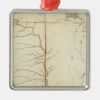 Dakota Territory Christmas Ornament